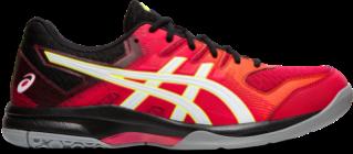 paras laatu myynti vähittäiskauppias edullinen hinta Asics Gel Rocket 9 Men's Shoe (Speed Red/White)