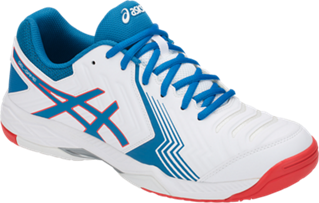 ASICS Gel Game 6 WhiteRace Blue