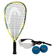 Head MX Hurricane Racquetball Pack
