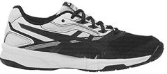 NEW Asics Gel Upcourt 2 Women's Shoe (Black/Silver/White)