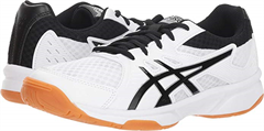 NEW Asics Gel Upcourt 3 Women's Shoe White/Black