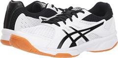 NEW Asics Gel Upcourt 3 Women's Shoe White/Black