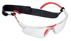 Tecnifibre Squash Eyewear (White)