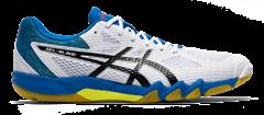 Asics Gel Blade 7 Men's Shoe (White/Black)