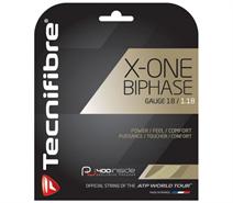 Tecnifibre X-One Biphase (18 Gauge) Natural Set