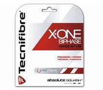 Tecnifibre X-One Biphase (18 Gauge) Red Set - jBUY 3 SETS AND GET ONE FREE
