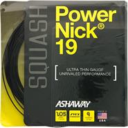 Ashaway Powernick squash string (1 set) 19 gauge