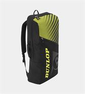 Dunlop SX 2 Racquet Long Backpack (Black/Yellow)