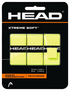 Head XtremeSoft Overgrips Yellow