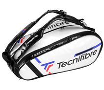 Tecnifibre Tour Endurance Pro 12R White - WITH FREE SQUASH BOX