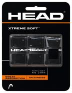 Head XtremeSoft Overgrips Black