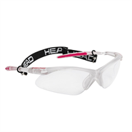 NEW Head Icon Pro Eyewear (Clear/Pink)