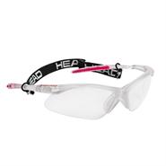 Head Icon Pro Eyewear (Clear/Pink)