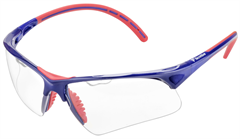 Tecnifibre Squash Eyewear (Red/Blue)