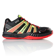 NEW Salming 2016 Race R9 Mid 2.0 Men's Shoe (Black/Red)