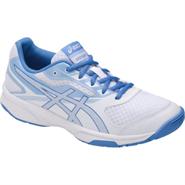 NEW Asics Gel Upcourt 2 Women's Shoe (White/Regatta Blue/Airy Blue)