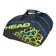 Head Tour Team Pickleball Supercombi Black/Neon Yellow