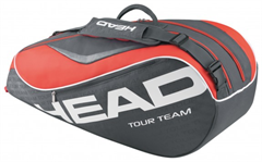 Head Tour Team 6R Combi (Charcoal/Coral/White)