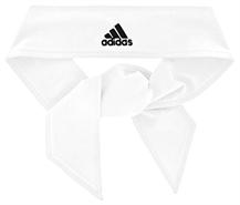Adidas Tie Headband (White)
