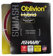 Ashaway Oblivion Hybrid Squash String (1 Set)