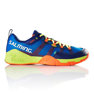 NEW Salming Kobra Men's Shoe (Royal/Yellow)