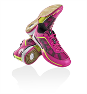 NEW 2015 Salming Viper Women's Shoe (Pink)