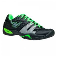 NEW Viking T22 Men's Platform Tennis Shoe (Black/Green)