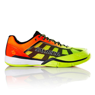 NEW Salming Viper 4 Junior Shoe (Yellow/Orange)
