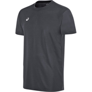 Asics Circuit 8 Warm-Up Short Sleeve Shirt (Steel Grey)