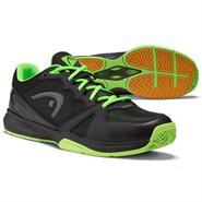Head Revolt Indoor Men's Shoe (Raven/Neon Green)