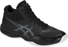 NEW Asics Gel-Netburner Ballistic FF MT Men's Shoe (Black/Black)