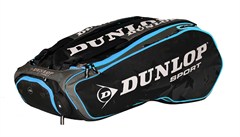 NEW Dunlop Performance 12 Pack Bag (Black/Blue)