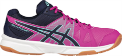 NEW Asics Gel Upcourt Women's Shoe (Pink/Indigo/Aqua)