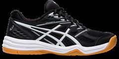 Asics Gel Upcourt 4 Women's Shoe (Black/White)