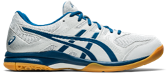Asics Gel Rocket 9 Men's Shoe (Glacier Grey/Mako Blue)