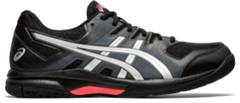 Asics Gel Rocket 9 Men's Shoe (Black/Sunrise Red)