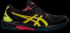 Asics Gel Rocket 10 Men's Shoe (Black/Safety Yellow)