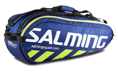 NEW Salming ProTour 9R Racquet Bag