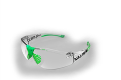 NEW Salming Split Vision Junior Eyewear (Green)