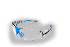 NEW Salming Split Vision Eyewear (Cyan)
