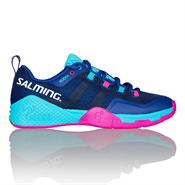 NEW Salming Kobra 2 Women's Shoe (Limoges Blue/Pink)