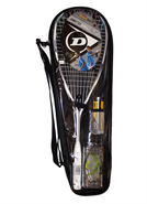 NEW Dunlop Graphite Squash Pack