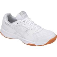 NEW Asics Gel Upcourt 2 Men's Shoe (White/Silver)