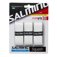 Salming X3M Absorb Overgrips (White) 3 Pack