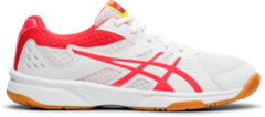 Asics Gel Upcourt 3 Women's Shoe (White/Laser Pink)