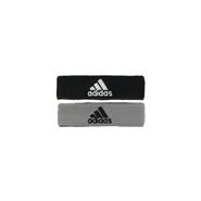 Adidas Interval Reversible Headband (Black/Grey)