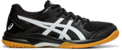 Asics Gel Rocket 9 Women's Shoe (Black/White)