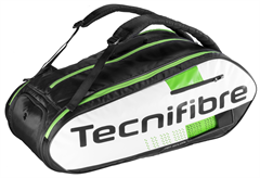 NEW Tecnifibre Squash Green 12R Bag