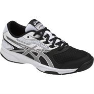 NEW Asics Gel Upcourt 2 GS Junior Shoe (Black/Silver/White)