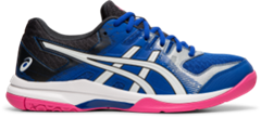 Asics Gel Rocket 9 Women's Shoe (Asics Blue/White)